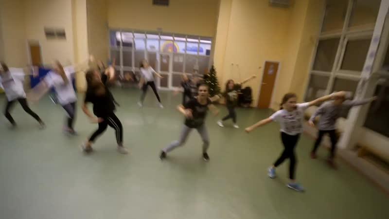 Hip hop в Южном Бутово. The Freestyle Crew