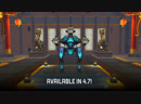 War Robots Meet Bolt – Teaser ENG