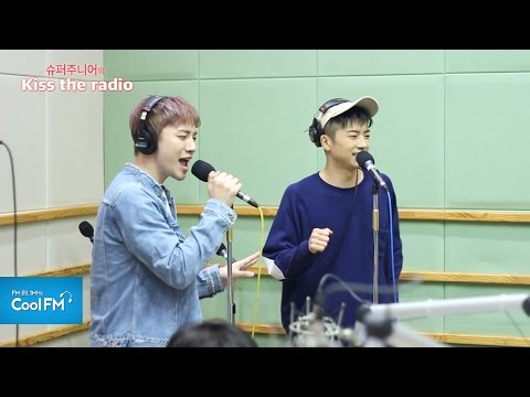 슈키라 노래방 대결! 2PM 우영 준호 찬성 'Hound Dog' 라이브 LIVE /