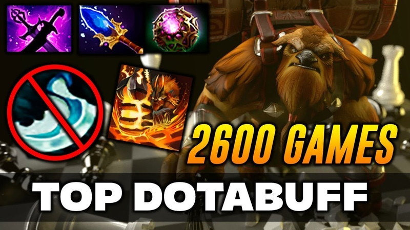 TOP DOTABUFF SHAKER 2600 Games Highlights Dota 2
