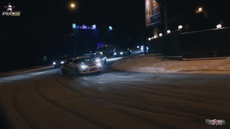 STREET DRIFT - зимой скользят не только санки!)