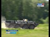 Ивановские десантники приняли участие в этапе армейских игр Безопасная среда