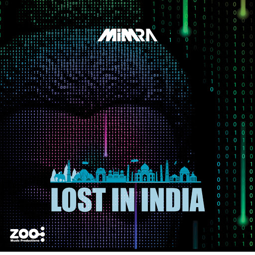 Vibe Tribe альбом Lost in India