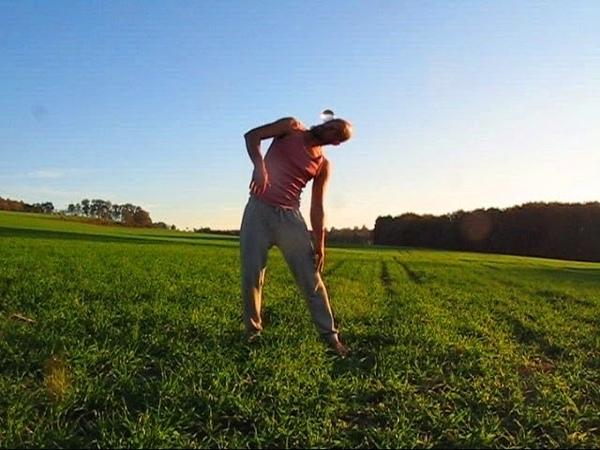 Contact juggling 2018 - Daniel Ettner