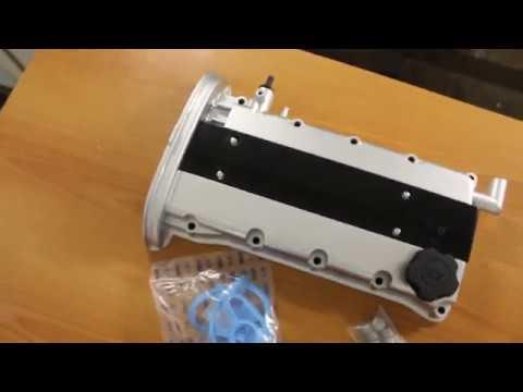 Обзор: Алюминиевая клапанная (клапанов) крышка ГБЦ GM Chevrolet Lacetti 96473698