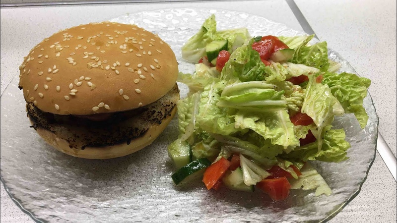 Рецепт бургеров по домашнему По следам рецепта Jamie Oliver 6.08.2017