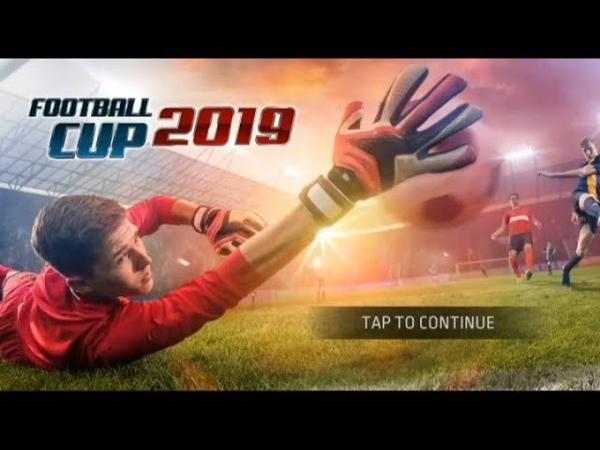 Football Cup 2019 ရုပ္ထြက္မဆိုးဘူး အင္တာနက္ဖြင္႔စရာ မလိုပဲကစားရမွာ offline ပါ