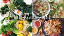 WEEKLY VEGAN FOOD HAUL HEALTHY MEAL IDEAS
