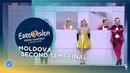 DoReDoS - My Lucky Day - Moldova - LIVE - Second Semi-Final - Eurovision 2018