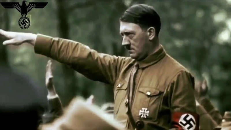 Adolf Hitler - Stressed Out
