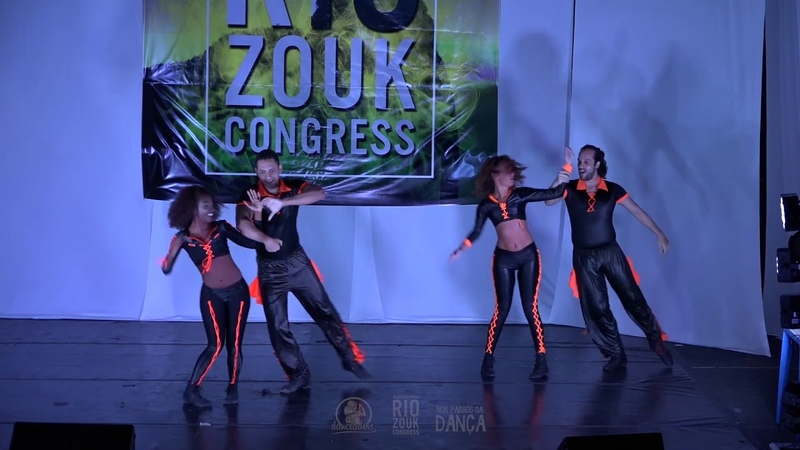 VII RIO ZOUK CONGRESS - Cia Jorge Peres e Vanessa Rodrigues