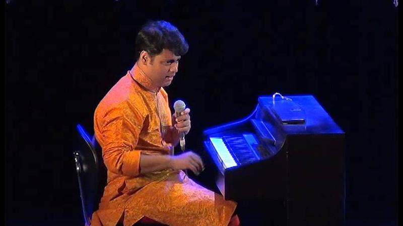 Bikram Mitra Piano Indian Classical Music