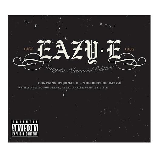 Eazy-E альбом Gangsta Memorial