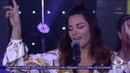 Maite Perroni canta BumBumDaleDale y recibe doble disco de platino || @MaiteOficial ALAireConPaola