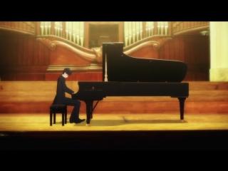 Piano no Mori (2018) / Рояль в лесу ТВ - 10 серия | Sharon, Dejz & Kanade EU [AniLibria.Tv]