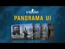 Как поменять фон в Panorama UI CS GO