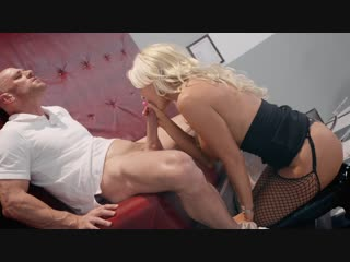 Brittany Andrews [Big Tits, Blonde, Cum On Tits, Deep Throat, Face Fuck, Facial, MILF, Oil, Straight, Titfuck]