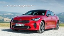 Kia Stinger GTS Road Review Carfection 4K