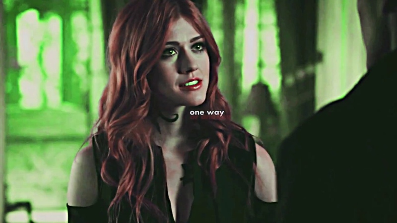 Clary Jonathan one way or another