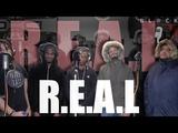 R.E.A.L Bam Bam, NinjaMan Stinj, Trilla, Coinz, Big Watch BL@CKBOX #CYPHER