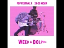 Weed & Dolphins на FSP X