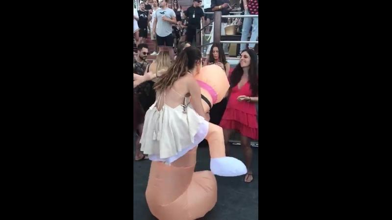 Dick costume 🤦♂️