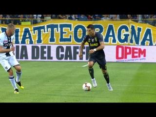 Cristiano Ronaldo Vs Parma Away 18-19 (01/09/2018) HD 1080i
