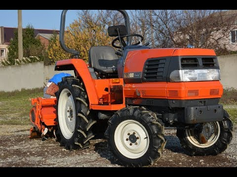 Kubota GL 200 (Родная краска) Родные моточасы 756 м/ч