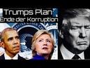 Trumps Plan gegen Korruption Verhaftungen kommen