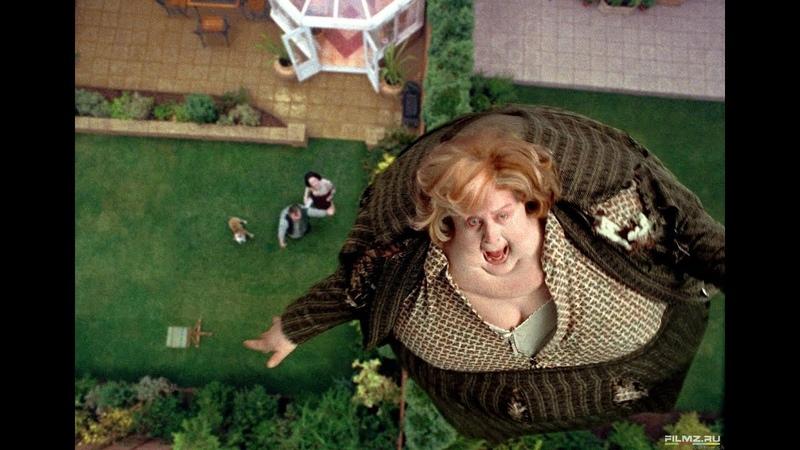 Надутая тётя Гарри Поттер и узник Азкабана 2004