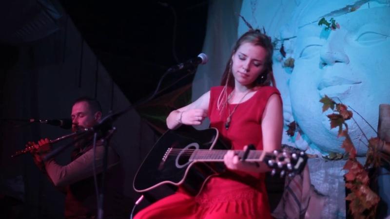 Лера Банина в Гуслице - Музыка нас спасет