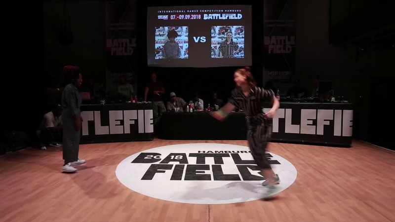 Battlefield 2018 | House quarter final | Nadeeya vs Nini