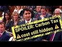 ⚠️SPOILER: Carbon Tax cost still hidden | Andrew Scheer