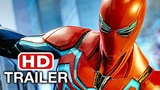 SPIDER-MAN PS4 All Pre Order Suits Trailer (Velocity Suit, Iron Spider Suit &amp Spider Punk Suit)