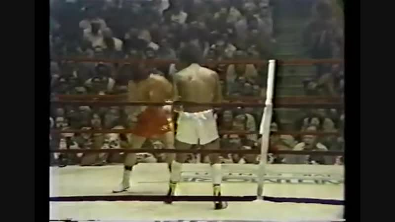 Шугар Рэй Леонард vs Луис Вега (полный бой) [5.02.1977]
