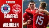 Rangers 0-1 Aberdeen Gers Slip Off Top Spot Ladbrokes Premiership