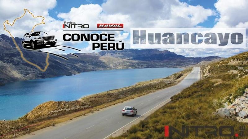 Turismo en Perú sobre ruedas Huancayo