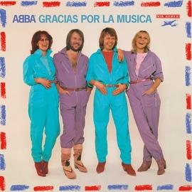 Abba альбом Gracias Por La Musica