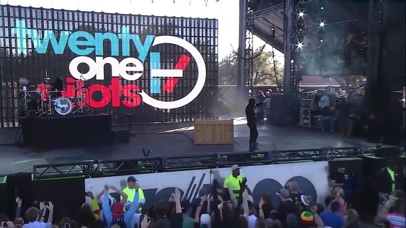 Twenty One Pilots Live Voodoo Festival Louisiana 2014 Full Concert HD