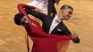 Madis Abel - Aleksandra Galkina EST   Finnish Open 2018   SF