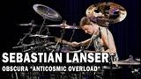 Meinl Cymbals Sebastian Lanser Obscura Anticosmic Overload