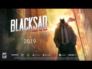 Blacksad- under the skin - #1 teaser