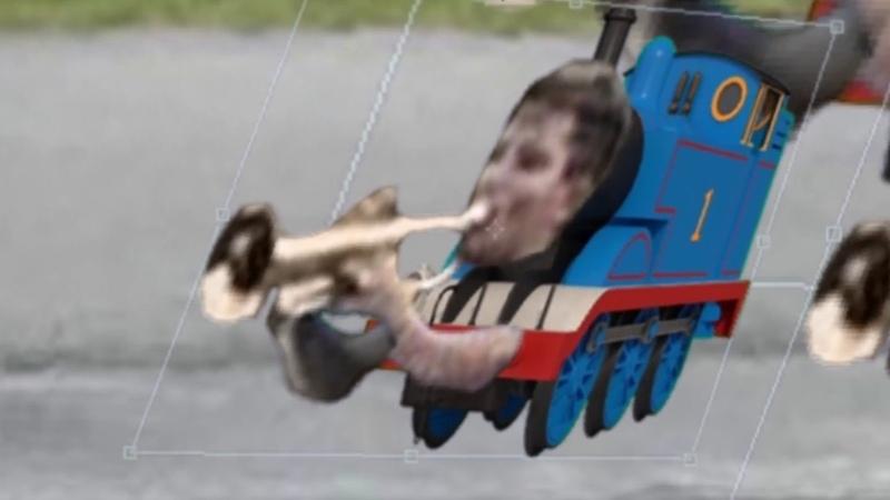 Trumpet boy the tank engine 🚂🎺