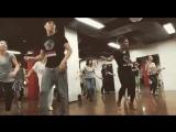 Boogaloo workshop from DanceFloor team