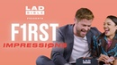 Men In Black's Chris Hemsworth and Tessa Thompson Make Weird Alien Noises | First Impressions