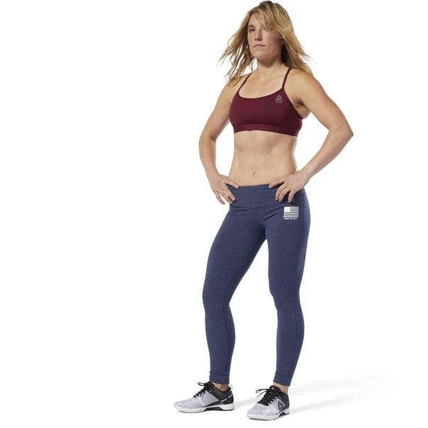 Женские тайтсы Reebok CrossFit® USA