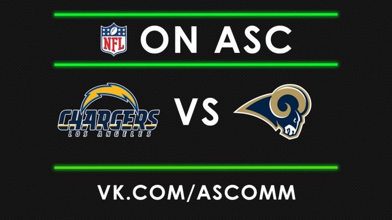 NFL | Chargers VS Rams