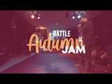 Battle Autumn Jam 2018 Hip Hop Final Biggos vs Kantyn