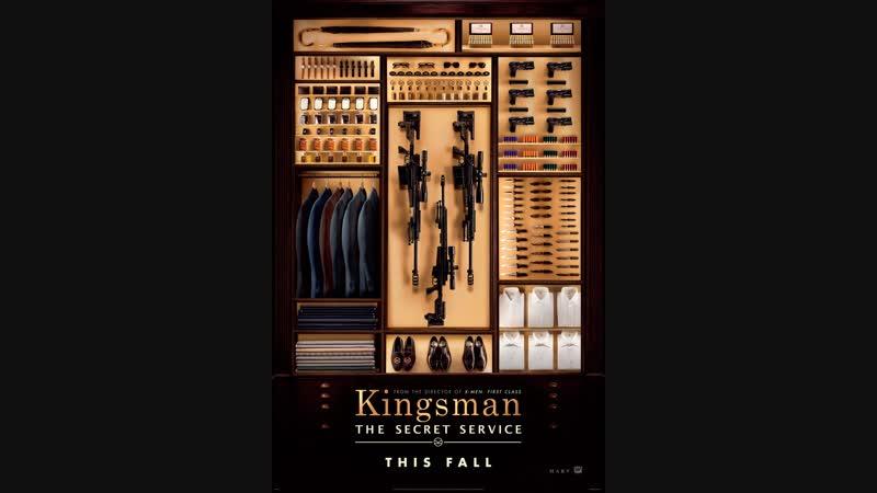 12Kingsman Секретная служба/Kingsman: The Secret Service(2015г) трейлер
