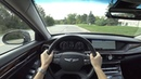 2018 Genesis G90 AWD 3.3T Premium - POV Test Drive (Binaural Audio)